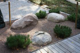 Japanilaishenkinen kivipuutarha